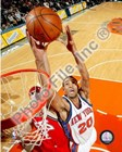 Jared Jeffries 2007-08 Action art print