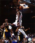 Patrick Ewing 1994-95 Action art print