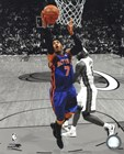 Carmelo Anthony 2010-11 Spotlight Action art print