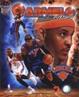 Carmelo Anthony 2011 Portrait Plus art print