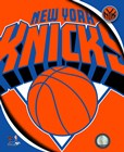 New York Knicks Team Logo art print