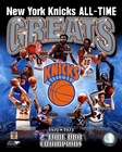 New York Knicks - All-Time Greats Composite art print